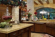A Home*Kitchens & Dining Rooms