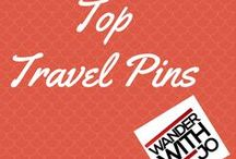 Top Travel Pins / Kick ass travel pins for instant inspiration to pack your bags and head off to your dream destination. Please share pins about food, city breaks, guides and anything to do with traveling the world.  To join group board, either DM me or contact me here - https://www.wanderwithjo.com/contact/ with your Pinterest profile name/email after following me and this board so I can add ya. Cheers **ONLY Vertical Travel pins Allowed** and don't forget to repin :) Enjoy!