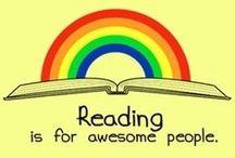 Sssh! I'm Reading / by Judy Morris