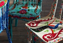 Painted Furniture / by For The Love Of Learning