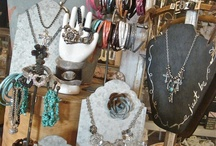 Jewelry/Store displays / Jewelry displays, store displays, show displays, packaging, etc.  / by Gigi Deal