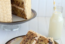 Cakes & Pies / by Debra Gordon