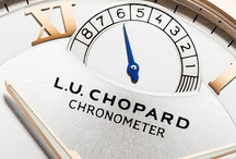 L.U.C Timepieces | Chopard / Explore the L.U.C collection where each unique creation reflects the ultimate expression of beauty and the peak of watchmaking art. / by Chopard