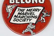The Marry Marvel Marching Society / marvel.com / by Ben Cohen