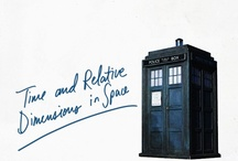 The Doctor is In / Whovian Fun / Doctor Who. Whovian. BBC. British Television.  / by Fina K-A