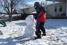 We got a Snow Day! / What can you do with the kids on a Snow Day? I've got tips!