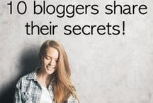 Blog Tips and Hacks / Pins to help you be a better blogger.