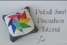 Pincushions & Needle Books