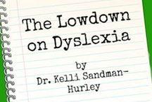 Dyslexia Awareness / by Judy Morris