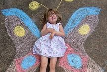 Spring preschool projects ideas / Spring theme, planting, bugs and insects, our earth, go outside, The sky, moon, stars / by Christine Gallagher