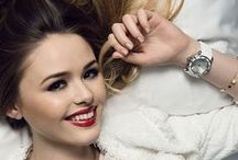 Happy Diamonds by Kristina Bazan   Chopard / Discover four looks dreamt up by Swiss fashion blogger Kristina Bazan, exclusively for Chopard's followers.
