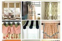 Home Decor {Curtains}
