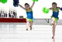 Pom Express is who we are! / A showcase our customers and their poms!