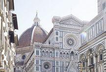 WoV - Firenze / Florenz - Florence - Firenze | Italia - Italy - Italien / by Vanessa