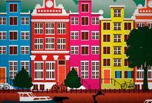 WoV-Amsterdam / Amsterdam Citytrip Recommendations / by Vanessa