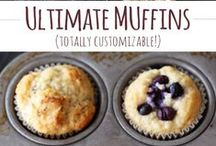 Recipes - Muffins / by Renee Anthony