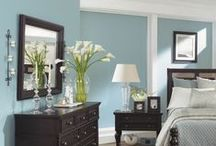 Paint Colors - Blues / by Renee Anthony