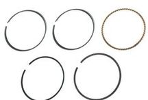 Chinese Piston Rings / VMC Chinese Parts has the piston rings you need for your Chinese-built ATV, dirt bike, go kart, scooter, moped and more!