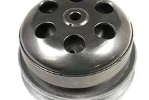 Chinese Clutch Assemblies / VMC Chinese Parts has the clutch assemblies you need for your Chinese-built ATV, dirt bike, go kart, scooter, moped and more!