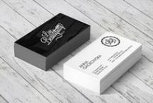 Typo Inspired Branding / Typography Logos and Stationary  / by Vanessa's Portrait