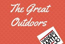 The Great Outdoors / Think Camping, Hiking, Beaches, Jungles, Trekking - Anything to do with being outdoor or adventure activities will go right here :)  Calling all adrenaline junkies and nature lovers to contribute.  To join this board, simply contact me here - https://www.wanderwithjo.com/contact/ with your Pinterest profile name/email after following me and this board so I can add ya. Cheers