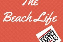 The Beach Life / Just becoz.. I love the beach :)