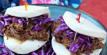 Asian Food / Recipes featuring the cuisine of China, Japan and Korea #recipes #asianrecipes #chineserecipes #japaneserecipes #koreanrecipes #koreanfood #chinesefood #japanesefood #asianfood #foodblogger
