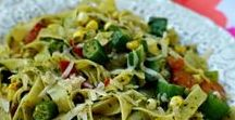 Pasta & Noodles / Pasta & Noodle Recipes #recipes #pastarecipes #noodlerecipes #asianfood #italianfood