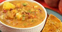 Latin Food / Latin Recipes from South & Central America & the Spanish Caribbean #latinrecipes #caribbeanrecipes #recipes