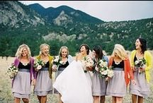 bridal party  / by Jennifer White Joubert