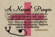 You might be a nurse... / All things nurses like, feel, or do! / by Stephanie McClure