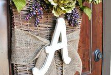 Craft Ideas / by Allie Hopper