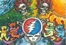 Music~ / *Deadhead* SCI* Phish* and oh so much more ~ / by Lindsey Beauchamp
