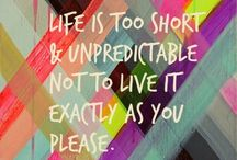 Quotes / by Erica Spessot