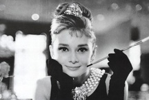 Audrey Hepburn / by Skinny Stiletto