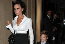 Victoria Beckham / Our featured looks from our favorite Spice Girl / by Skinny Stiletto