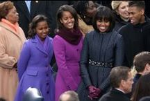 Michelle Obama / 1st Class First Lady / by Skinny Stiletto