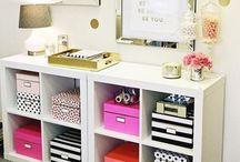 Home Organization / by Allie Hopper