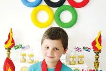 Celebrate - Olympics / Fun ways to celebrate the Olympics!