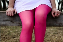 Pink Tights / by Legwear Fashion