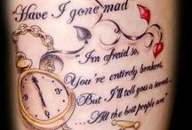 Alice's Adventures in Wonderland / by Brandi Campbell