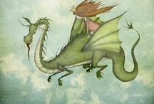 Fantasy Art}: Fairytales & Daydreams / by Brandi Campbell