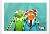 Muppet Mayhem / by Brandi Campbell