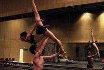 j'adore de le danse / by Allie Hopper