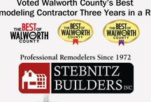 All About Stebnitz Builders / Just a quick look at who we are, what we do and whether we might be a good fit to be your contractor of choice for your project. For more information, visit us at http://StebnitzBuilders.com or call us at 800.410.8027