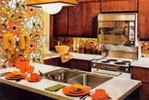 Kitchens From The Past / No other room in the house has had more design changes than the kitchen. It's gone from completely utilitarian, to fashionable, to entertaining all the while keeping the family well-fed.
