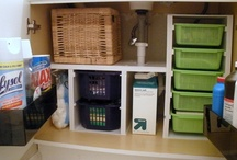 Cleaning & Organizing  / by Lisa Nicole