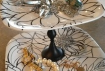 DIY Cake Stands & Candleholders / by Lisa Nicole