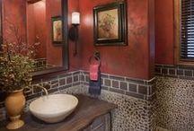 DIY bathroom, make-up, personal hygene / by Gloria Hanaway