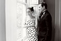 polka dots  / Polka dot wedding inspiration  / by Jennifer White Photography